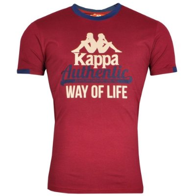 Camisa Authentic Arson Kappa Masculina