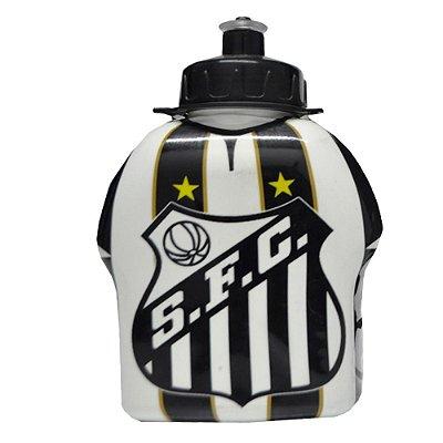 Cantil Plástico Santos F.C 450 ML