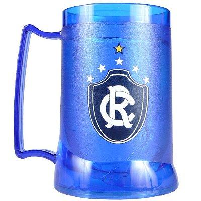 Caneca Gel Pc Azul Escudo Remo