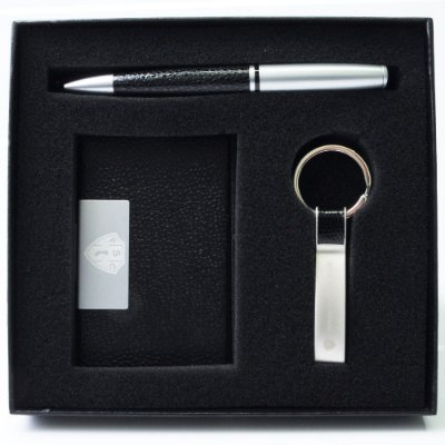 Kit Presente Com 3 Peças Em Embalagem Individual Payssandu