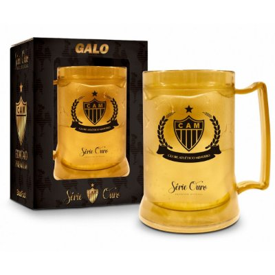 CANECA GEL SERIE OURO ATLETICO BRASFOOT 2011
