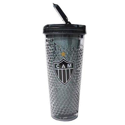 Copo Milk Shake 640ML Gel Bolinha Atlético