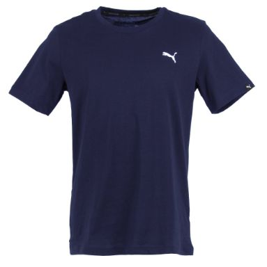 Camisa Ess Tee Peacoat Puma Masculina
