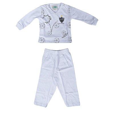 Pijama Bebe Atlético