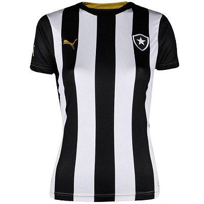 Camisa Botafogo Jogo I 2013 Puma Feminina