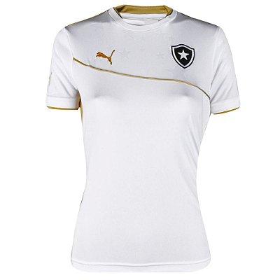 Camisa Botafogo Jogo II 2013 Puma Feminina
