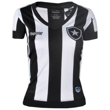 Camisa Botafogo Jogo I 2017 Topper Feminina