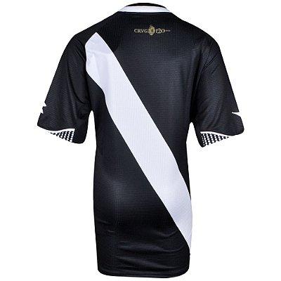 Camisa Vasco Jogo I Fan Diadora 2018 Juvenil