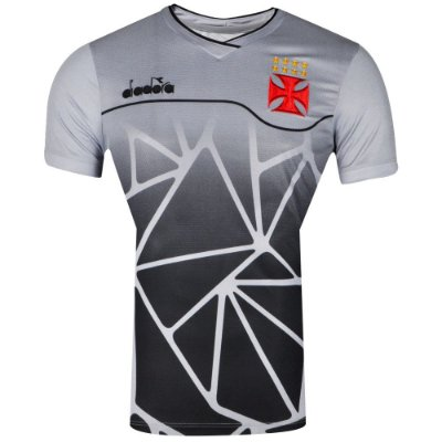 Camisa Vasco Treino 2018 Diadora Masculina