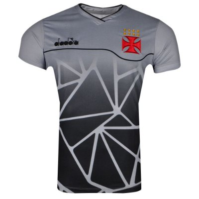 Camisa Vasco Comissão Técnica 2018 Diadora Masculina