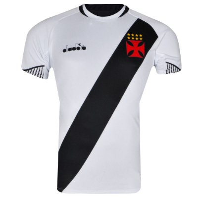 Camisa Vasco Jogo II Game 2018 Diadora Masculina