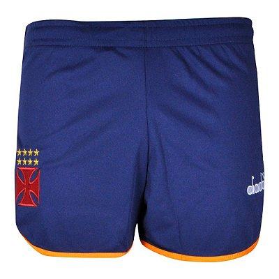 Shorts Vasco Treino Atletismo 2018 Diadora Masculino
