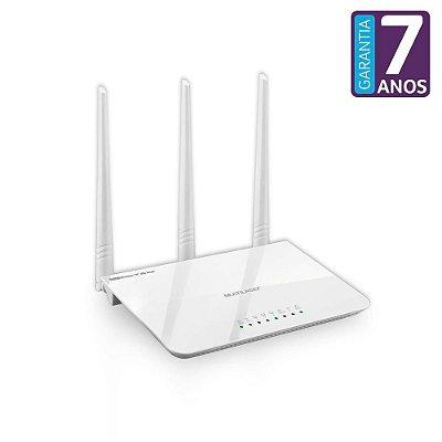 Roteador 3 Antenas 300Mbps IPv6 2.4 Ghz Multilaser RE163V