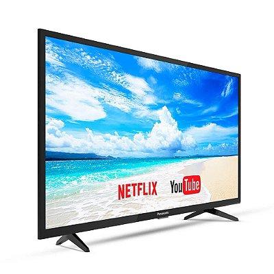 Smart TV LED 40'' Polegadas Panasonic FHD TC-40FS500B Bivolt