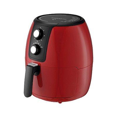 Fritadeira Elétrica Air Fryer Supremma Vm 3,6L Agratto 110v