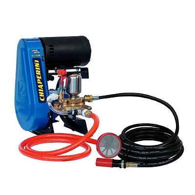 Lavadora Alta Pressão 330 Libras 2HP Chiaperini LJ 330 BLUE