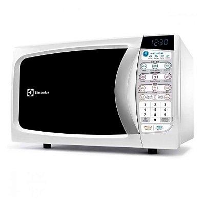 Micro-ondas Electrolux Painel Seguro 20L Branco MTD30 220v