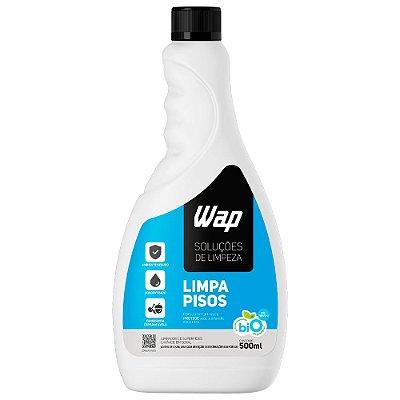 Limpador de Pisos e Superfícies 500ml Refil Wap Limpa Pisos