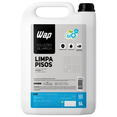 Limpador de Pisos e Superfícies 5 Litros Wap Limpa Pisos