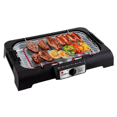 Churrasqueira Elétrica Britânia Gourmet CGB2 N2 2000W 220v