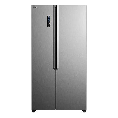 Refrigerador Philco Side By Side 437L PRF533I Inverter 220v