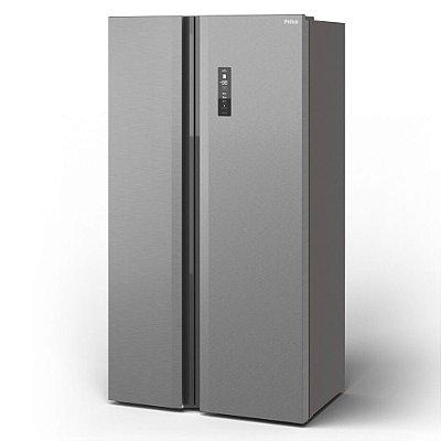 Refrigerador Philco Side By Side 489L PRF504I Inverter 220v