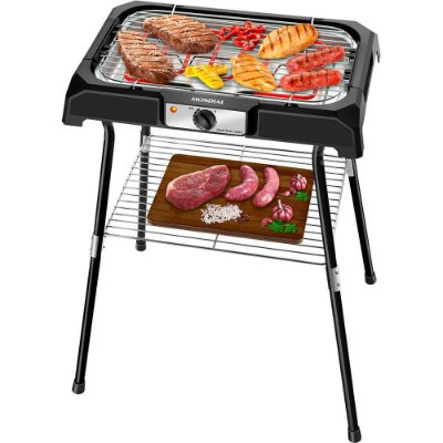 Churrasqueira Elétrica Grand Steak Grill CH-06 Mondial 220v