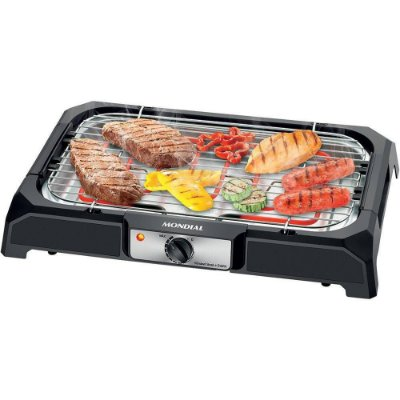 Churrasqueira Elétrica Grand Steak Grill CH-05 Mondial 127v