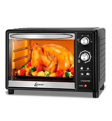 Forno elétrico Gourmet Lenoxx - PFO 305 127v