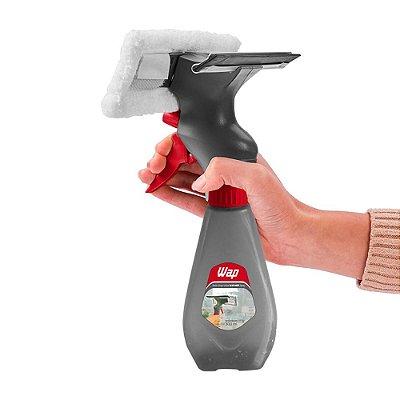 Rodo Limpa Vidros com Spray e Reservatório Wap