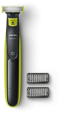 Oneblade QP2522/10 com 2 Pentes e Lâmina Extra - Philips