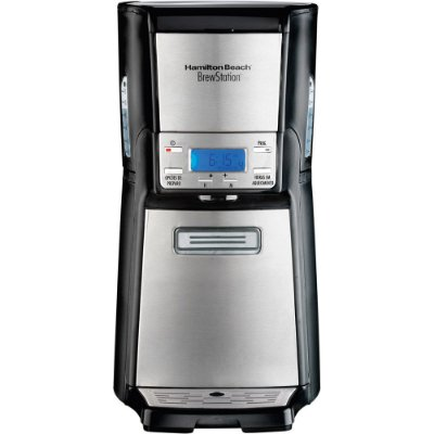 Cafeteira Brewstation Elite Hamilton Beach 220v