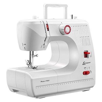 Máquina de Costura Lenoxx Master Pro PSM103 Bivolt