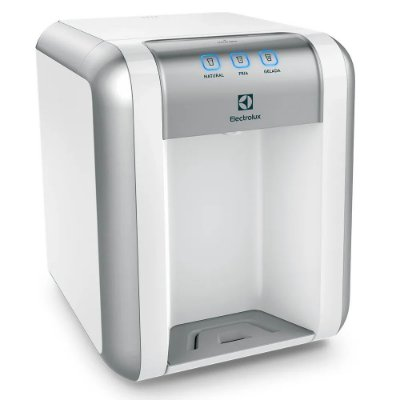 Purificador De Água Branco Touch PE11B Electrolux Bivolt
