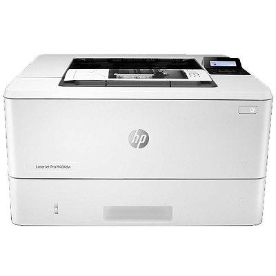 Impressora HP Laserjet Pro Mono Wifi Duplex M404DW 110v