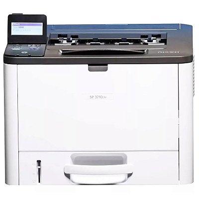 Impressora LASER Monocromática Ricoh SP 3710DN 127v