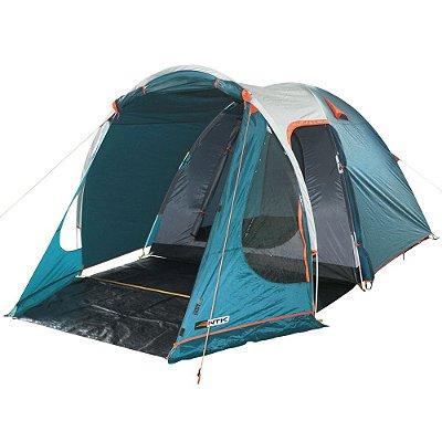 Barraca de Camping Indy GT 4/5 NTK Até 5 Pessoas Avancê Azul