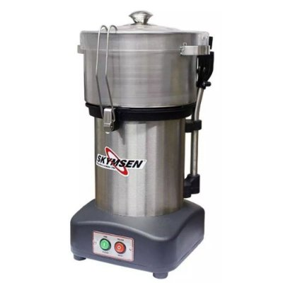 Preparador de alimentos Cutter Skymsen Inox CR-4L 4 Litros NR12 - 220V