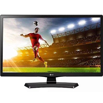 Tv Monitor 19.5 Lg Lcd Led - 20mt49df-ps Hd Hdmi Usb
