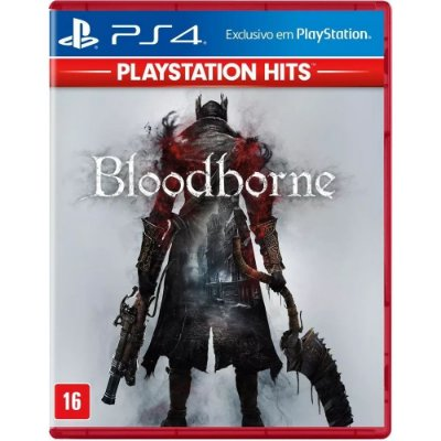 Game Bloodborne Hits Midia Fisica - PS4