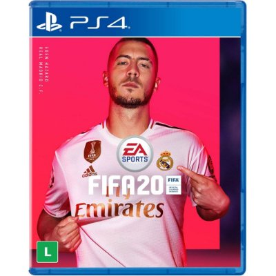 Game FIFA 20 Mídia Física - PS4