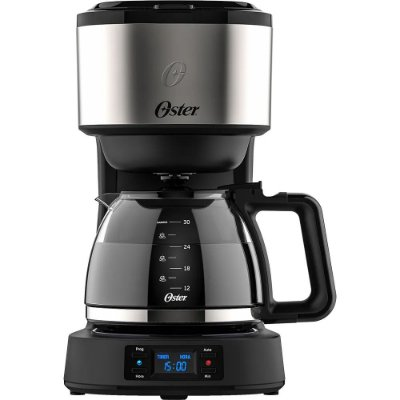 Cafeteira Programável Digital Oster Ocaf500 Day Light 127v