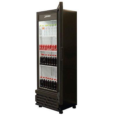 Refrigerador Vertical VRS16 454 Litros Imbera Preto 220v