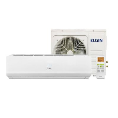 Ar Condicionado Elgin Split Eco Class 12000 BTUs Frio 220v