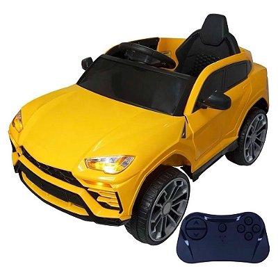 Mini Carro Elétrico Infantil 12v Controle BW029-AM Importway