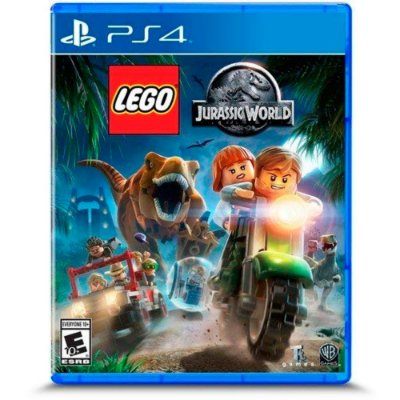Game Lego Jurassic World Hits - PS4