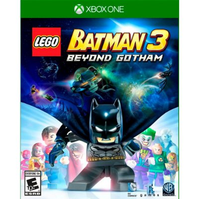 Game Lego Batman 3: Beyond Gotham - Xbox One