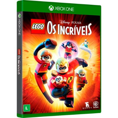 Game Lego Os Incríveis - Xbox One