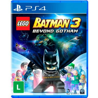 Game Lego Batman 3: Beyond Gotham - PS4