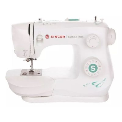 Máquina De Costura Singer Fashion Mate 3337 110v